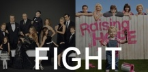 Battle SeriesAddict - Comédie : Modern Family VS Raising Hope